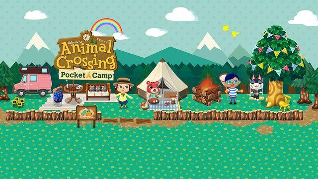 games similar to Animal Crossing: Pocket Camp