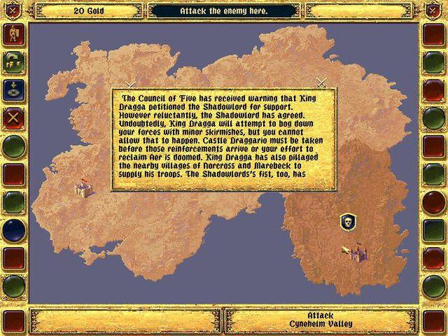 games similar to Fantasy General