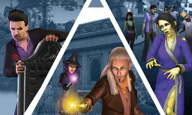games similar to The Sims 3: Supernatural