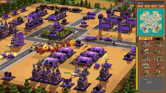 games similar to 8 Bit Armies