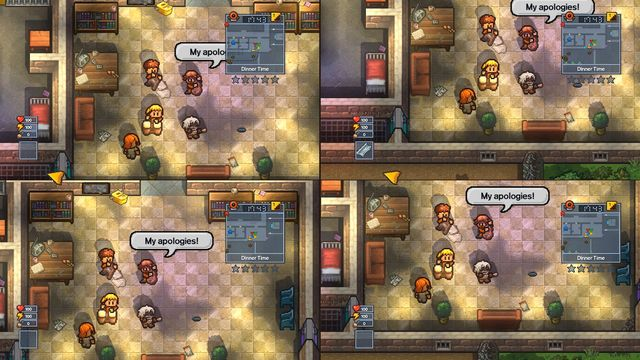 games similar to The Escapists 2