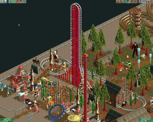games similar to RollerCoaster Tycoon 2: Triple Thrill Pack
