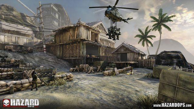 games similar to Hazard Ops