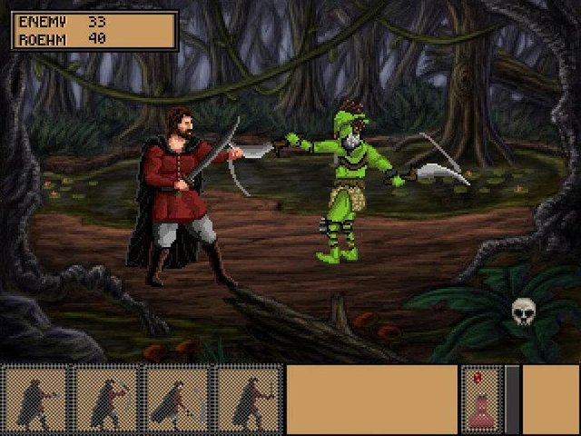 games similar to Quest for Infamy