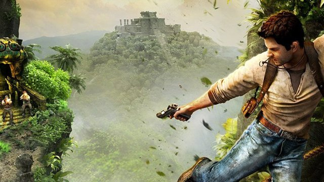 games similar to UNCHARTED: Golden Abyss