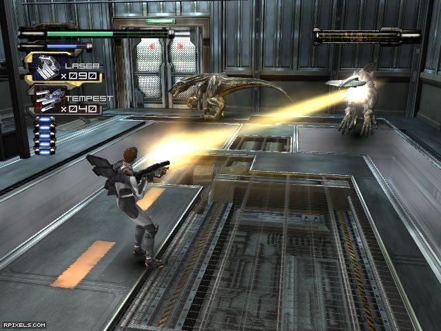 games similar to Dino Crisis 3