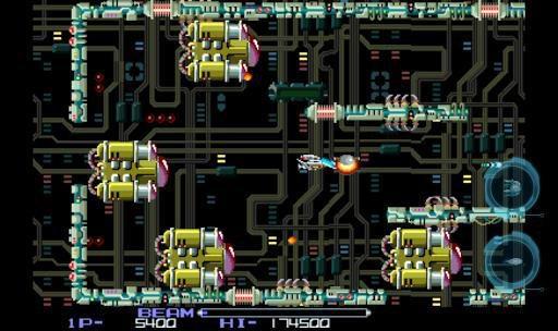 games similar to R Type