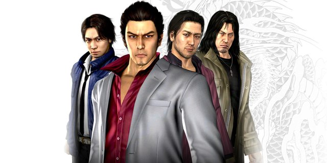 games similar to Yakuza 4