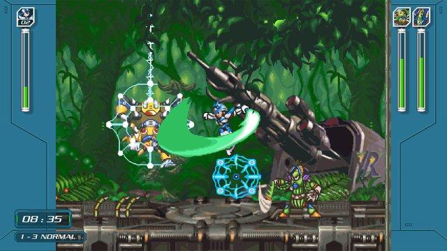 games similar to Mega Man X Legacy Collection 1+2