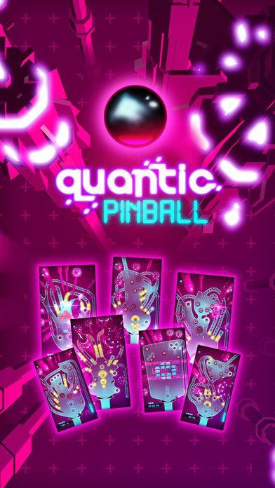 games similar to Quantic Pinball