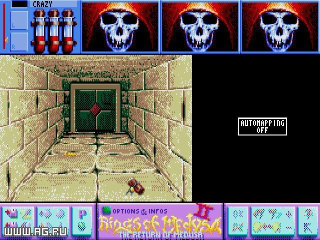 games similar to Rings of Medusa 2: The Return of Medusa