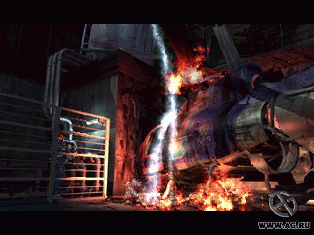 games similar to Resident Evil 2 (1998)