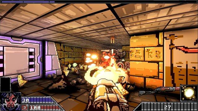 games similar to Project Warlock