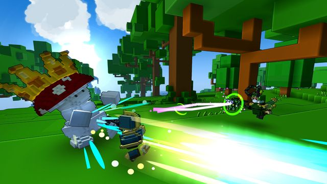 games similar to Trove