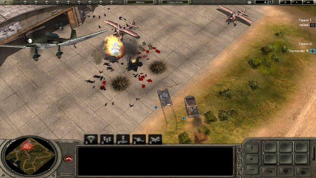 games similar to Codename: Panzers, Phase One