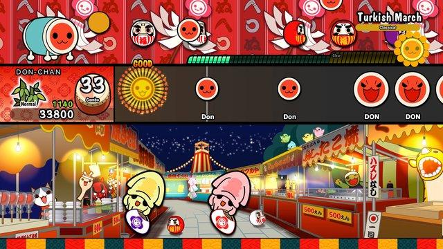 games similar to Taiko no Tatsujin: Drum 'n' Fun!