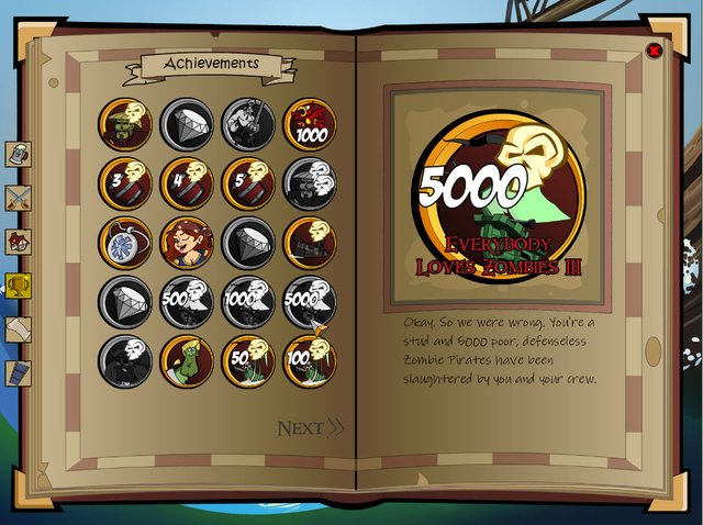 games similar to Zombie Pirates