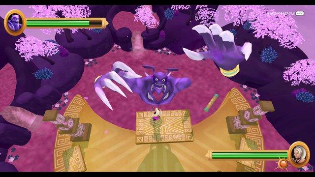 games similar to Nemesis Perspective