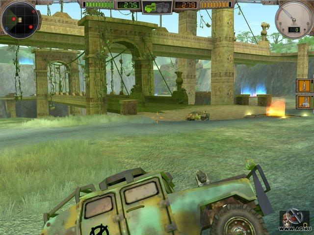 games similar to Hard Truck Apocalypse: Rise Of Clans / Ex Machina: Meridian 113