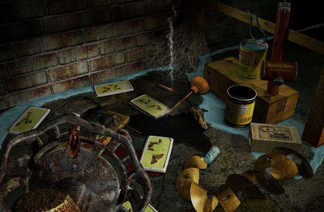 games similar to Bad Mojo Redux
