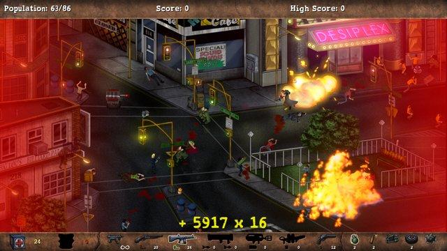 games similar to POSTAL Redux