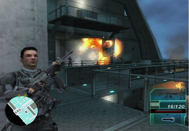 games similar to Syphon Filter: Logan's Shadow