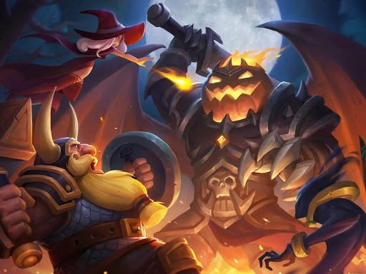 games similar to Soul Hunters