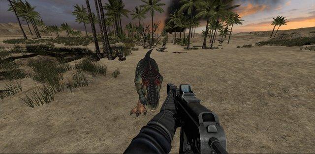 games similar to Dinosaur Hunt