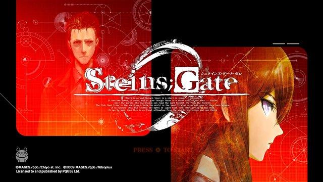 games similar to STEINS;GATE 0