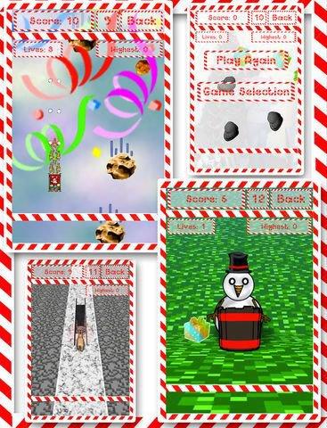 games similar to 12 Games of Christmas