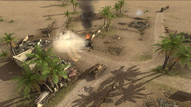 games similar to Theatre of War 2: Africa 1943