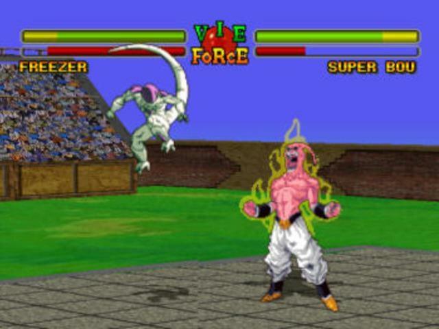 games similar to Dragon Ball Z: Ultimate Battle 22