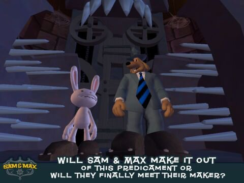 games similar to Sam & Max: Episode 203   Night of the Raving Dead