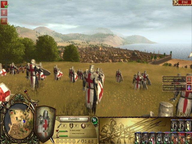 games similar to The Kings' Crusade