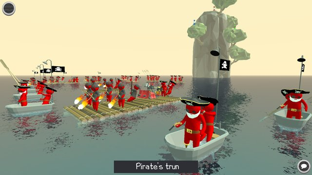 games similar to Stupid Raft Battle Simulator