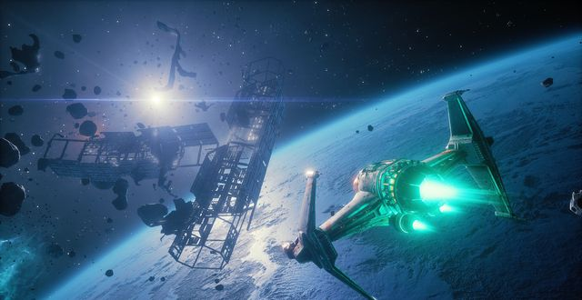 games similar to EVERSPACE