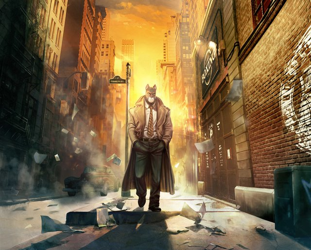 games similar to Blacksad: Under the Skin