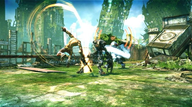 games similar to Enslaved: Odyssey to the West