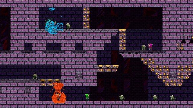 games similar to Roving Rogue