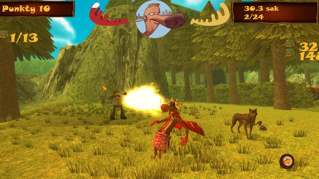 games similar to SuperMoose