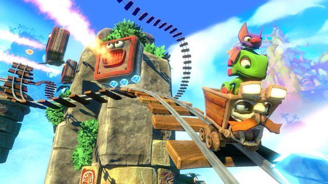 games similar to Yooka Laylee