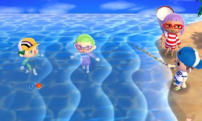 games similar to Animal Crossing: New Leaf