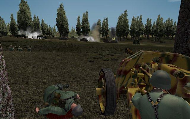 games similar to World War II Online