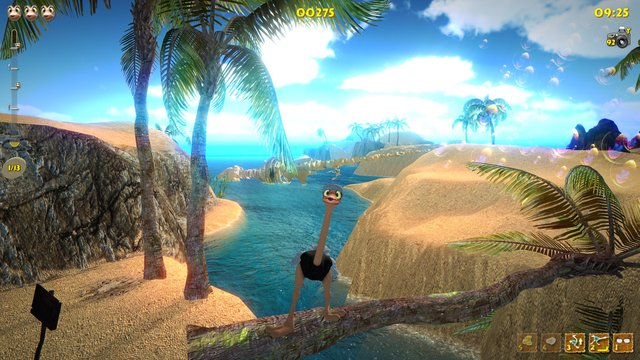 games similar to Ostrich Island