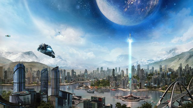 games similar to Anno 2205