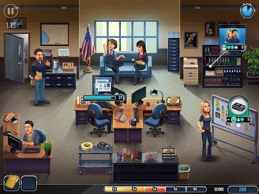 games similar to Criminal Minds: The Mobile Game