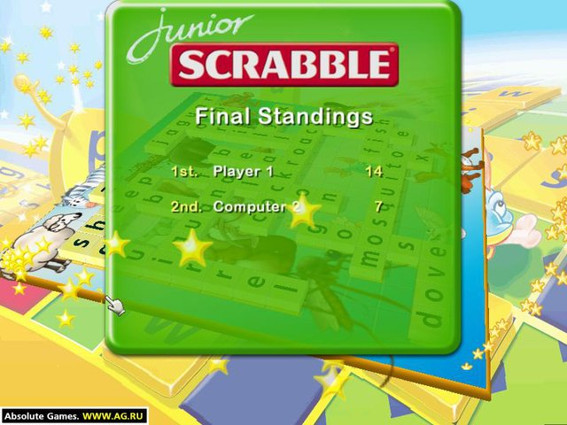games similar to Scrabble Junior
