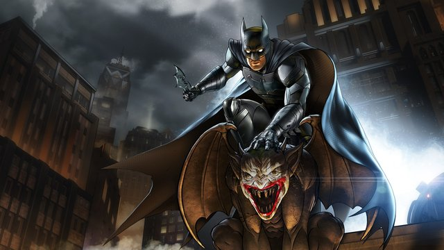 games similar to Batman: The Enemy Within