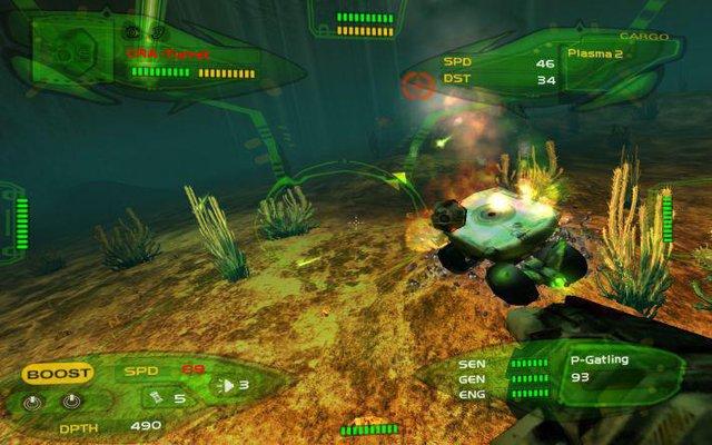 games similar to AquaNox