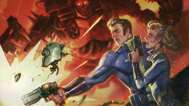 games similar to Fallout 4: Automatron